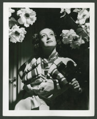 "Joan Crawford by George Hurrell (MGM, 1940s). Portrait Still (8"" X 10""). Drama"