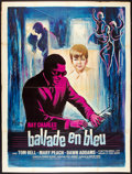 "Movie Posters:Drama, Blues for Lovers (20th Century Fox, 1966). French Grande (47"" X63""). Drama.. ..."