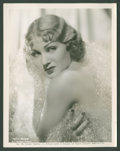 """Movie Posters:Miscellaneous, Grace Bradley Lot (Paramount, 1930s). Stills (3) (8"""" X 10"""" and 7"""" X 9""""). Miscellaneous.. ... (Total: 3 Items)"""