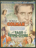 """Movie Posters:Drama, A Tale of Two Cities (MGM, 1935). Herald (9"""" X 12""""). Drama.. ..."""