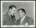 "Movie Posters:Comedy, Bud Abbott and Lou Costello in ""Little Giant"" (Universal, 1946).Still (8"" X 10""). Comedy.. ..."