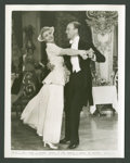 "Movie Posters:Musical, Fred Astaire and Ginger Rogers in ""The Story of Vernon and Irene Castle"" (RKO, 1939). Still (8"" X 10""). Musical.. ..."