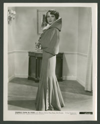 "Mary Brian in ""Ever Since Eve"" Lot (Fox, 1934). Stills (4) (8"" X 10""). Romance. ... (Total: 4 Items)"
