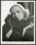 "Movie Posters:Musical, Ann Sothern in Let's Fall in Love (Columbia, 1933). Portrait Photo (8"" X 10""). Musical.. ..."
