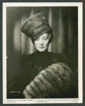 "Movie Posters:Miscellaneous, Marlene Dietrich Lot (Paramount, 1932-34). Portrait Stills (4) (8""X 10""). Miscellaneous.. ... (Total: 4 Items)"
