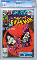 Modern Age (1980-Present):Superhero, The Amazing Spider-Man #221-224 CGC-Graded Group (Marvel, 1981-82)CGC NM/MT 9.8 Off-white to white pages.... (Total: 4 )