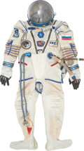 Explorers:Space Exploration, Russian Soyuz Flown Sokol KV-2 Pressurized Spacesuit. ... (Total: 5 Items)