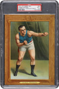Boxing Cards:General, 1911 T9 Turkey Red James Jeffries #55 PSA EX+ 5.5....