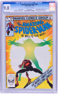 Modern Age (1980-Present):Superhero, The Amazing Spider-Man #234-237 CGC-Grade Group (Marvel, 1982-83)CGC NM/MT 9.8 Off-white to white pages.... (Total: 4 )