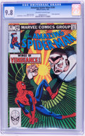 Modern Age (1980-Present):Superhero, The Amazing Spider-Man #240, 241, and 251 CGC-Graded Group (Marvel,1983-84) CGC NM/MT 9.8 Off-white to white pages.... (Total: 3 )