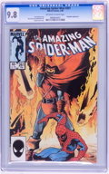 Modern Age (1980-Present):Superhero, The Amazing Spider-Man #261-264 CGC-Graded Group (Marvel, 1985)Condition: CGC NM/MT 9.8.... (Total: 4 )