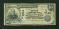 National Bank Notes:Kentucky, Corbin, KY - $10 1902 Date Back Fr. 616 The First NB Ch. # (S)7544....