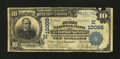 National Bank Notes:Missouri, Eldorado Springs, MO - $10 1902 Date Back Fr. 620 The First NB Ch.# (M)10055. ...