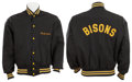 Movie/TV Memorabilia:Memorabilia, Frank Sinatra Buffalo Bisons Jacket....