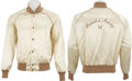 Movie/TV Memorabilia:Memorabilia, Frank Sinatra Related - Frank & Nancy '82 Tour Jacket....