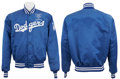 Movie/TV Memorabilia:Memorabilia, Frank Sinatra L.A. Dodgers/Magic Carpet Weekend with the Sinatras1989 Tour Jacket....
