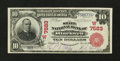 Blackwell, OT - $10 1902 Red Seal Fr. 613 The State NB Ch. # (W)7583