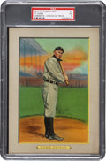 Baseball Cards:Singles (Pre-1930), 1910-11 T3 Turkey Red Cabinets Ty Cobb #9 Checklist Back PSA EX5....