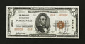 National Bank Notes:Virginia, Purcellville, VA - $5 1929 Ty. 2 The Purcellville NB Ch. # 6018....