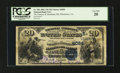 National Bank Notes:Virginia, Winchester, VA - $20 1882 Value Back Fr. 581 The Farmers &Merchants NB Ch. # (S)6084. ...