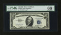 Small Size:Silver Certificates, Fr. 1706* $10 1953 Silver Certificate. PMG Gem Uncirculated 66 EPQ.. ...