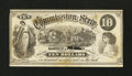 Obsoletes By State:Ohio, Findlay, OH- Bohrer & ? $10 Commission Scrip Wolka UNL. ...