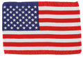Explorers:Space Exploration, Apollo 7 Flown American Flag Originally from the Personal Collection of Mission Command Module Pilot Donn Eisele. ...