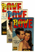 Golden Age (1938-1955):Miscellaneous, Personal Love Group (Famous Funnies, 1951-55) Condition: Average VF-.... (Total: 12 )
