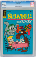 Bronze Age (1970-1979):Cartoon Character, Bullwinkle #4 File Copy (Gold Key, 1972) CGC NM+ 9.6 Off-white towhite pages....