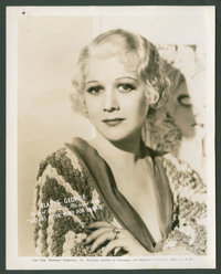 "Gladys George in ""Valiant is the Word for Carrie"" (Paramount, 1936). Still (8"" X 10""). Drama"