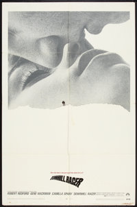 """Downhill Racer (Paramount, 1969). One Sheet (27"""" X 41"""") Style A. Drama"""