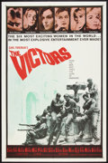 "Movie Posters:War, The Victors (Columbia, 1963). One Sheet (27"" X 41""). War.. ..."
