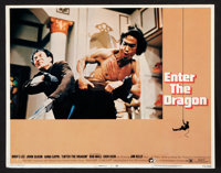 """Enter the Dragon (Warner Brothers, 1973). Lobby Card Set of 8 (11"""" X 14""""). Action. ... (Total: 8 Items)"""