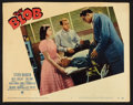 "Movie Posters:Science Fiction, The Blob (Paramount, 1958). Lobby Card (11"" X 14""). ScienceFiction.. ..."