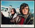 """Movie Posters:Comedy, The Gumball Rally (Warner Brothers, 1976). Mini Lobby Card Set of 8 (8"""" X 10""""). Comedy.. ... (Total: 8 Items)"""