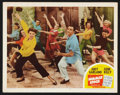 """Movie Posters:Musical, Summer Stock Lot (MGM, 1950). Title Lobby Cards (2) and Lobby Cards (5)(11"""" X 14""""). Musical.. ... (Total: 7 Items)"""