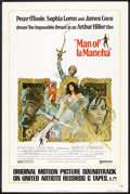 """Movie Posters:Musical, Man of La Mancha (United Artists, 1972). One Sheet (27"""" X 41""""). Musical.. ..."""