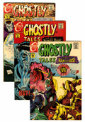 Silver Age (1956-1969):Horror, Ghostly Tales Group (Charlton, 1968-80) Condition: Average VF/NMunless otherwise noted.... (Total: 35 Comic Books)