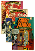 Silver Age (1956-1969):Horror, Ghost Manor Series 1 and 2 Group (Charlton, 1969-79) Condition:Average VF+.... (Total: 18 Comic Books)