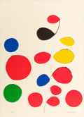 Impressionism & Modernism:Abstraction, ALEXANDER CALDER (American, 1898-1976). Untitled. Lithographon paper. 30-1/2 x 22 inches (77.5 x 55.9 cm). Ed. 55/115. ...