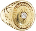 Baseball Collectibles:Others, 1926 St. Louis Cardinals World Championship Ring....