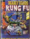 Bronze Age (1970-1979):Miscellaneous, The Deadly Hands of Kung Fu Partial Issues Bound Magazines (Marvel, 1974-75)....