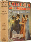 Books:First Editions, Marie Coolidge-Rask. [Lon Chaney]. London After Midnight.New York: Grosset & Dunlap, [1928].. First edition. ...