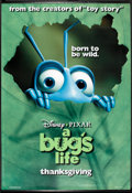 "Movie Posters:Animated, A Bug's Life Lot (Buena Vista, 1998). Vinyl and Regular BusShelters (5) (48"" X 70"") DS and SS Advances Rugrats styles A, B,...(Total: 4 Items)"