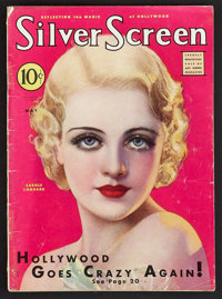 """Silver Screen (Screenland, 1932). Magazine (Multiple Pages, 8.5"""" X 11.75""""). Miscellaneous"""