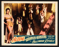 """Hollywood Revels Lot (Roadshow Attractions, 1946). Lobby Cards (8) (11"""" X 14""""). Sexploitation. ... (Total: 8 I..."""