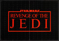 """Movie Posters:Science Fiction, Revenge of the Jedi (20th Century Fox, 1982). Promotional Fold-out (15"""" X 22,"""" Folded Out). Science Fiction.. ..."""