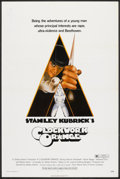 "Movie Posters:Science Fiction, A Clockwork Orange (Warner Brothers, 1971). One Sheet (27"" X 41"")R-Rated Version. Science Fiction.. ..."