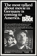 "Movie Posters:War, Das Boot (Columbia, 1982). One Sheet (27"" X 41"") Flat Folded. War....."