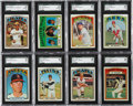 Baseball Cards:Sets, 1972 Topps Baseball Complete Set (787)....